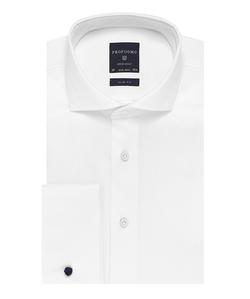 Profuomo Shirt Dubbel Manchet