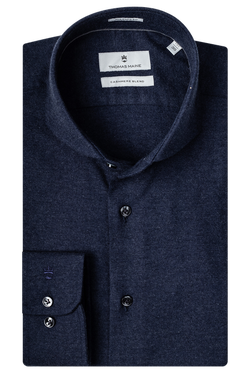 Thomas Maine Cashmere Overhemd