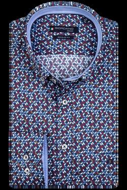 Giordano Overhemd Cd Print