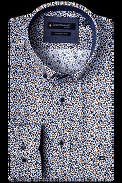 Giordano Overhemd Buttondown Print