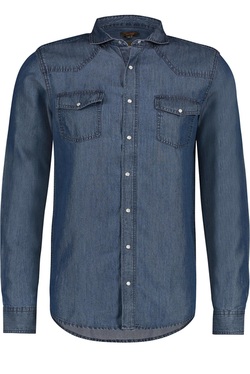 Haze & Finn Denim Shirt