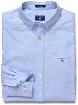 Gant Regular Fit Oxford-overhemd