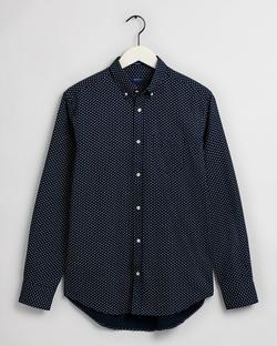 Gant Regular Fit Overhemd Met...