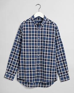 Gant Oxford-overhemd Met Kleine...