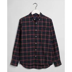 Gant Regular Fit Flanellen Overhemd...