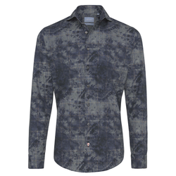 Tresanti Prince De Galles Tie Dye Shirt