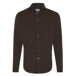 Tresanti Corduroy Shirt Dark Brown