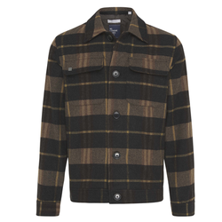 Tresanti Brown Check Wool Lined Jacket