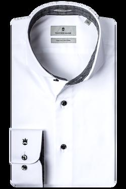 Thomas Maine Bari - Cutaway Collar