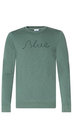 Blue Industry Sweater Groen