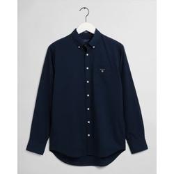Gant Regular Fit Overhemd Van Poplin