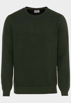 Camel Active Round Neck Sweater In...