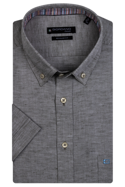 Giordano Regular Fit Heren Overhemd...