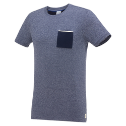 Blue Industry 't-shirt Donkerblauw