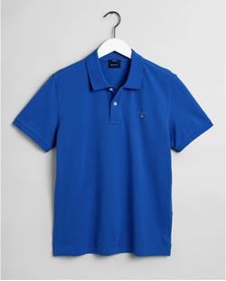 Gantoriginal Pique Poloshirt Kobalt...