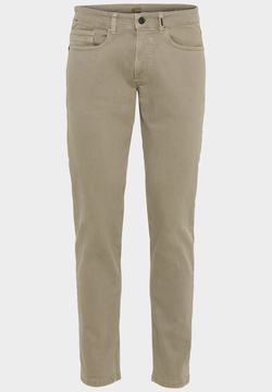 Camel Active Slim Fit 5-pocket Jeans...