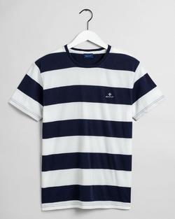 Gantt-shirt Met Brede Strepen
