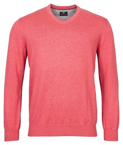 Baileys V-neck Pullover Roze