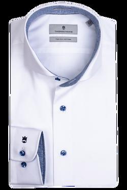 Thomas Maine Bari - Cutaway Collar...